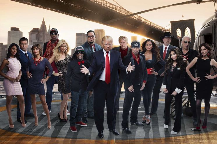 Donald Trump Says He Doesn't Know Who Lil Jon Is Despite the Rapper Being on 'Celebrity Apprentice' for Two Seasons