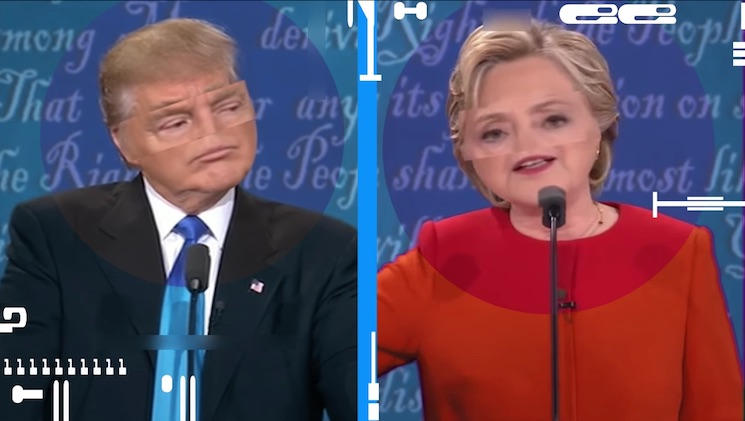 Aphex Twin Glitches Out Donald Trump and Hillary Clinton with New Video