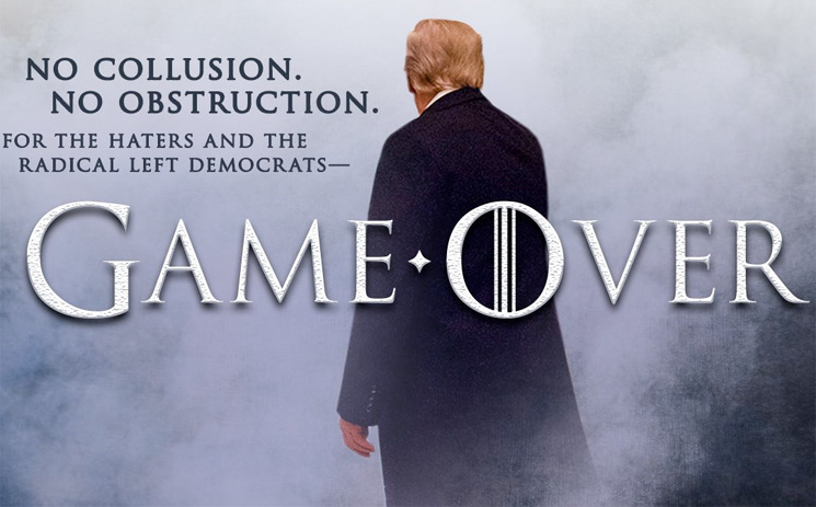Donald Trump Posted a 'Game of Thrones' Meme — Again