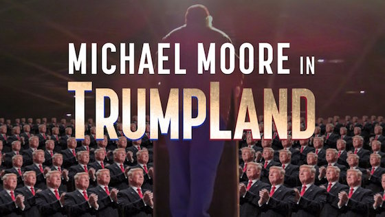 Michael Moore Made a New Movie About Trump