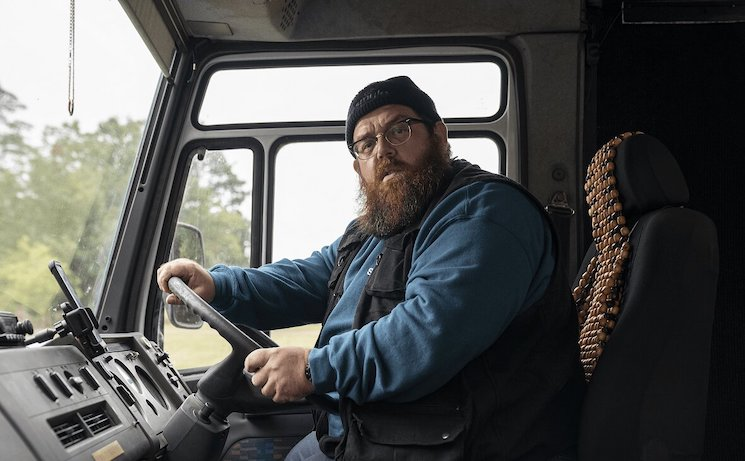 Here's Your First Look at Simon Pegg and Nick Frost's New Show 'Truth Seekers'
