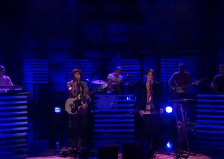 "Tegan and Sara ""Closer"" (live on 'Conan')"