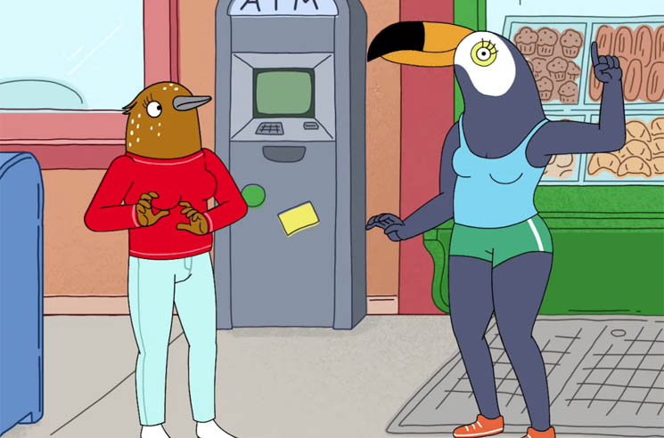 ​Watch Tiffany Haddish and Ali Wong as Bird BFFs in the Trailer for 'Tuca & Bertie'