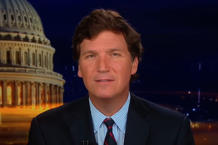 Tucker Carlson Is Still Whining About 'WAP'