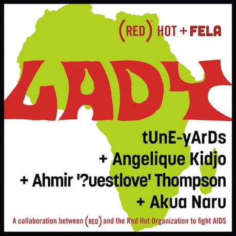 tUnE-yArDs 'Lady' (ft. Questlove, Akua Naru, Angélique Kidjo) (Fela Kuti cover)