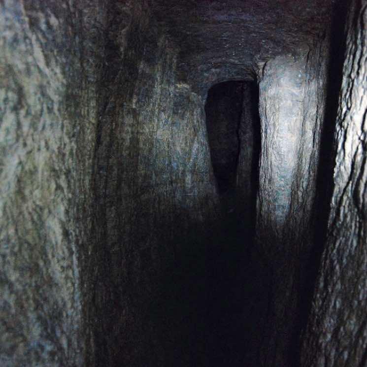 Jonathan Uliel Saldanha Tunnel Vision