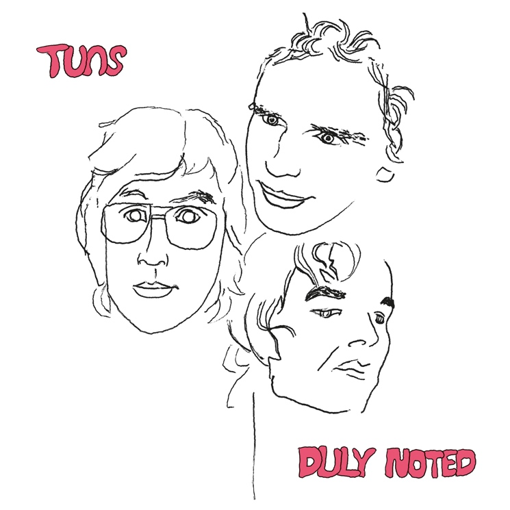 Sloan/Super Friendz/Inbreds Supergroup TUNS Return with 'Duly Noted' LP