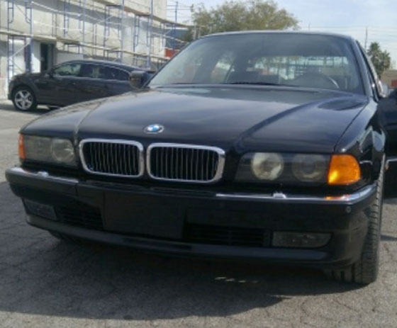 You Can Now Buy the Car 2Pac Was Fatally Shot In