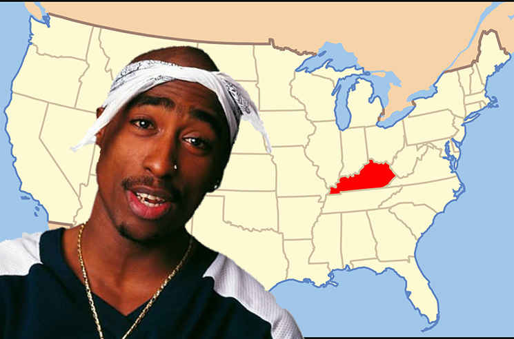 Kentucky Apologizes for Denying Tupac Shakur Unemployment Benefits