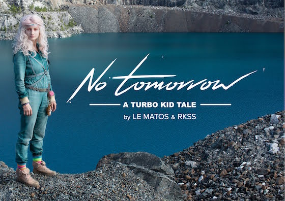 The New Music Video from Le Matos Is Also a 'Turbo Kid' Prequel