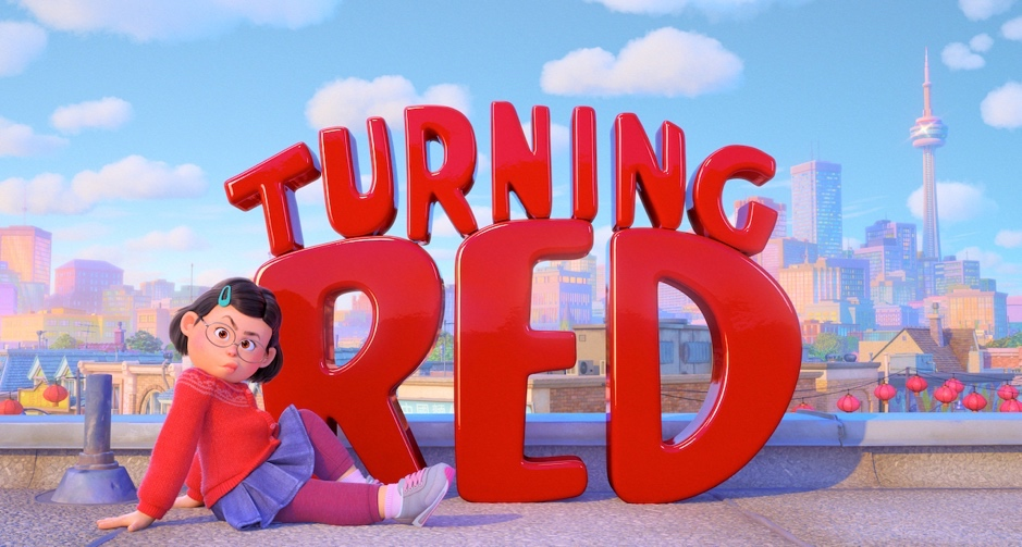 Pixar's 'Turning Red' Is a 'Love Letter to Toronto and Canada'