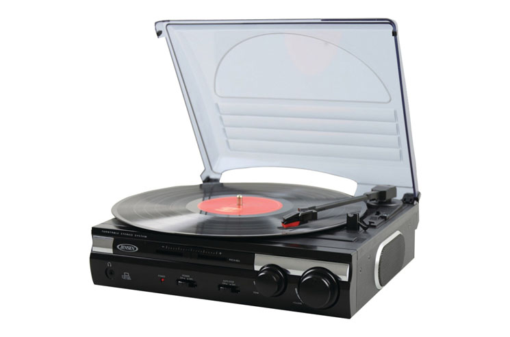 Turntable Tops Amazon's List of Best Selling Audio Products This Christmas