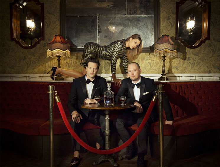 Mayer Hawthorne and Jake One Go Deep on the Origins of Tuxedo