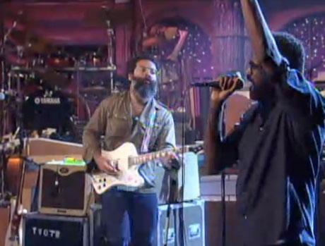 TV on the Radio Full 41-Minute <i>Letterman</i> Concert