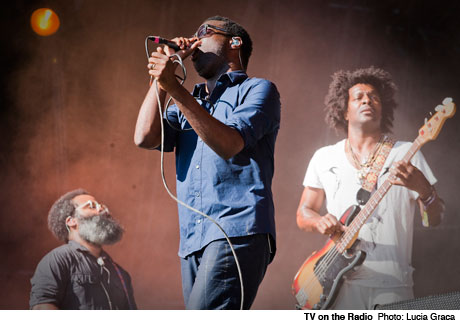 TV on the Radio Leave Interscope; Tunde Adebimpe Plots EP with Side-Project
