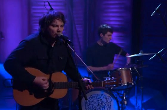 "Tweedy ""World Away"" (live on 'Conan')"