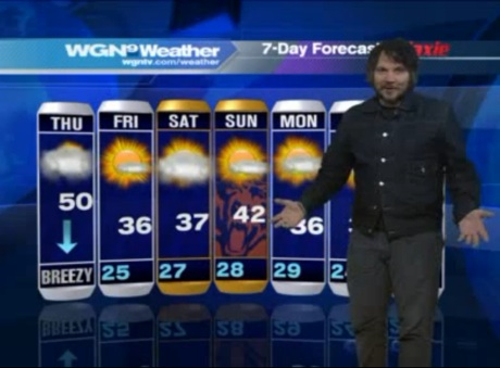 Wilco Jeff Tweedy Presents the Weather
