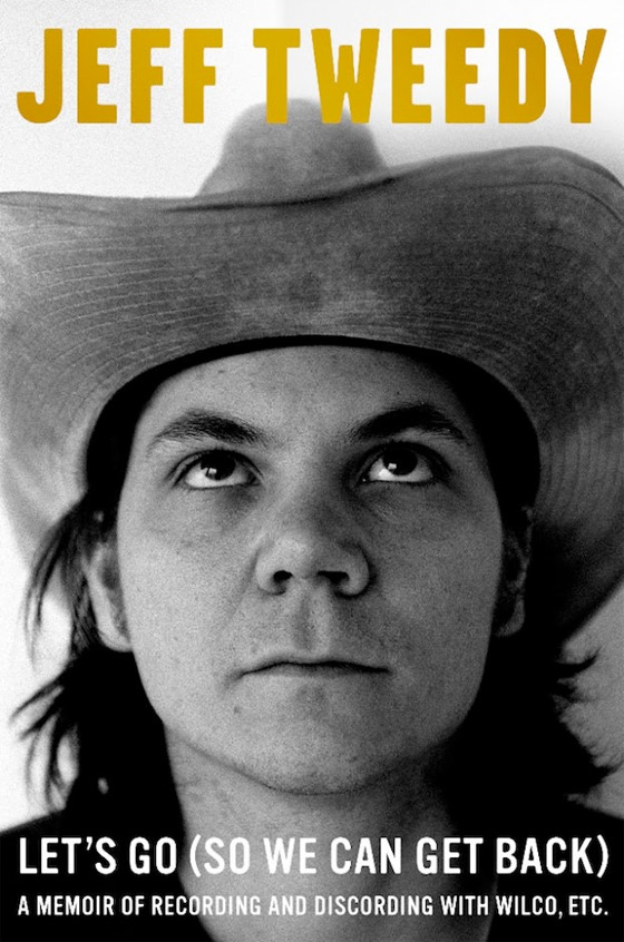Jeff Tweedy Announces Memoir