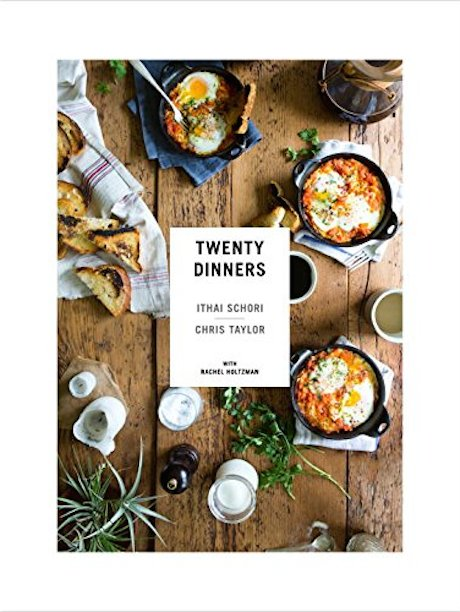 Grizzly Bear's Chris Taylor Announces 'Twenty Dinners' Cookbook
