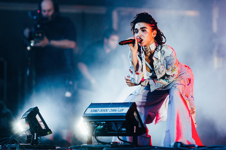 ​FKA twigs' Reveals New Album 'Magdalene,' Hits Canada on North American Tour
