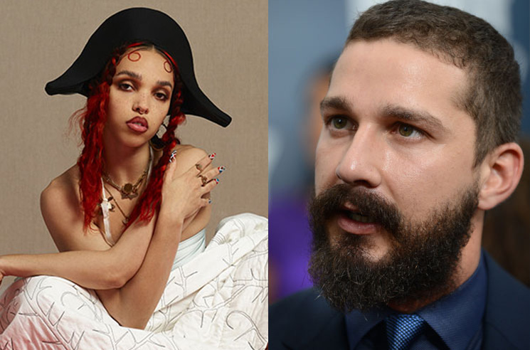 Shia LaBeouf Denies 'Each and Every Allegation' by FKA twigs as He Claims 'Self-Defence'