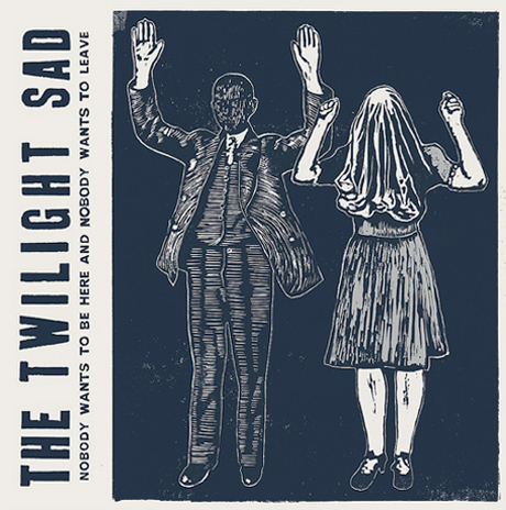 "The Twilight Sad Return with New LP, Premiere ""There's a Girl in the Corner"""