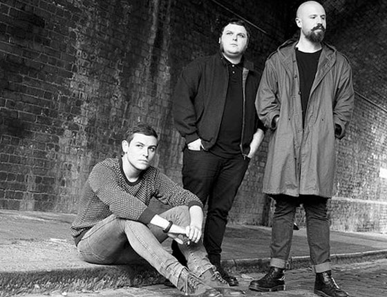 The Twilight Sad Map Out North American Winter Tour, Cover Arthur Russell