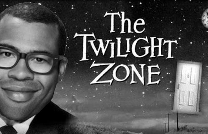 Jordan Peele Is Producing a Reboot of 'The Twilight Zone'