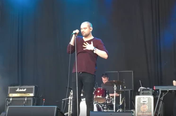 ​Watch the Twilight Sad Cover Frightened Rabbit at Primavera Sound