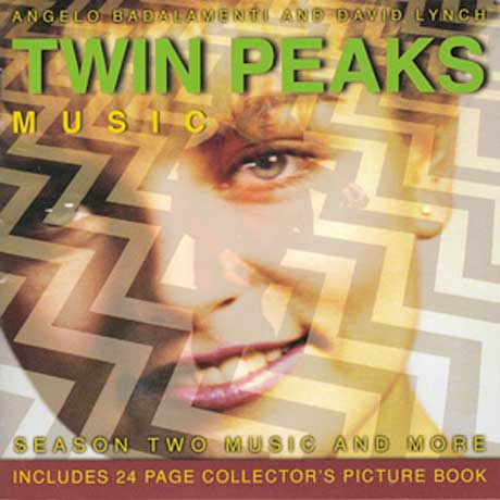 Sacred Bones Uncovers Stash of Rare 'Twin Peaks - Season Two Music and More' Soundtracks
