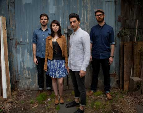 Twin Forks Add Canadian Dates to North American Tour