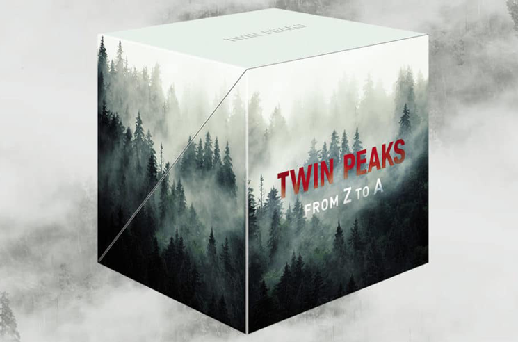 David Lynch Unveils Massive 'Twin Peaks: From Z to A' Box Set
