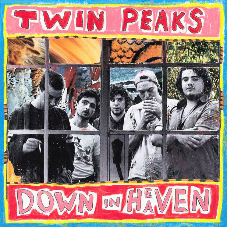 Twin Peaks Down in Heaven
