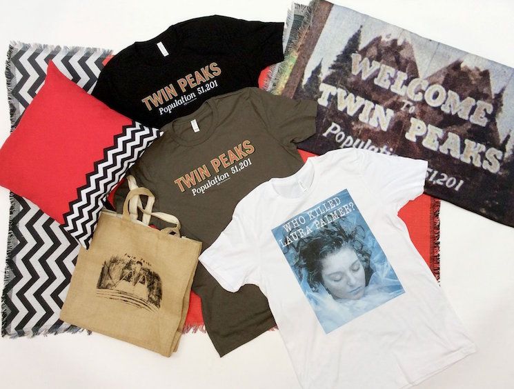 There's New 'Twin Peaks' Merch and It Sucks