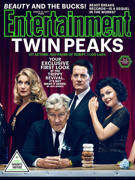 Watch a 40-Minute Documentary About the 'Twin Peaks' Cast Reunion