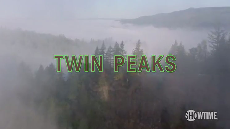 Get Another Eerie Eyeful of the New 'Twin Peaks' via This Latest Trailer