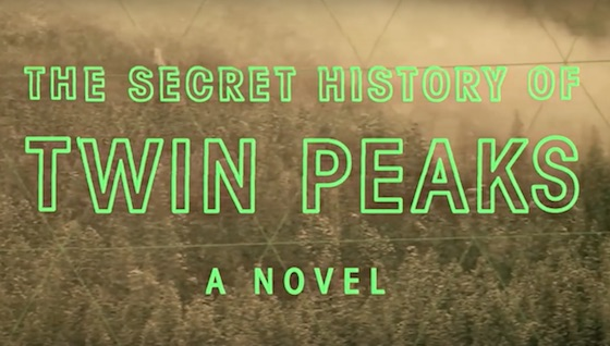 'The Secret History of Twin Peaks' Explored in New Novel from Mark Frost