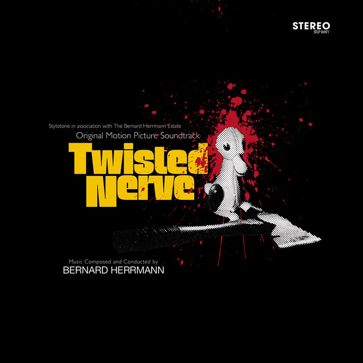 Bernard Herrmann's Creepy Whistling Score for 'Twisted Nerve' Given Vinyl Reissue
