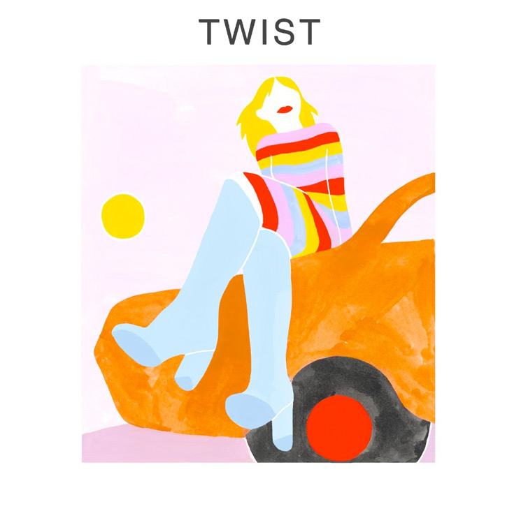 Twist Return with Sophomore Album 'Distancing'