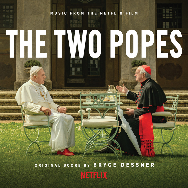 The National's Bryce Dessner Details Score for 'The Two Popes'