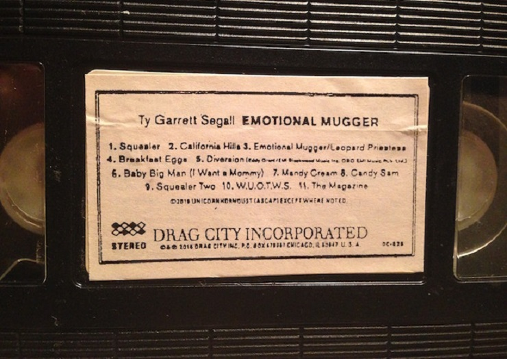 Ty Segall Delivers New 'Emotional Mugger' Album on VHS