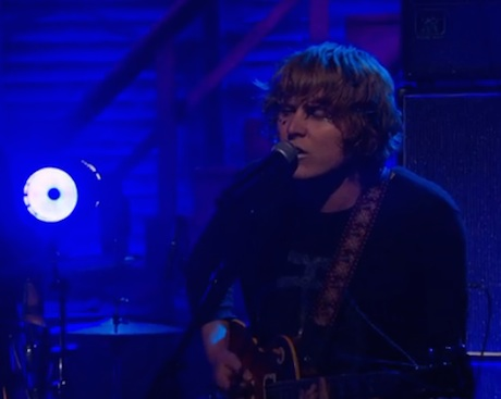 """Ty Segall """"Feel"""" (live on 'Conan')"""