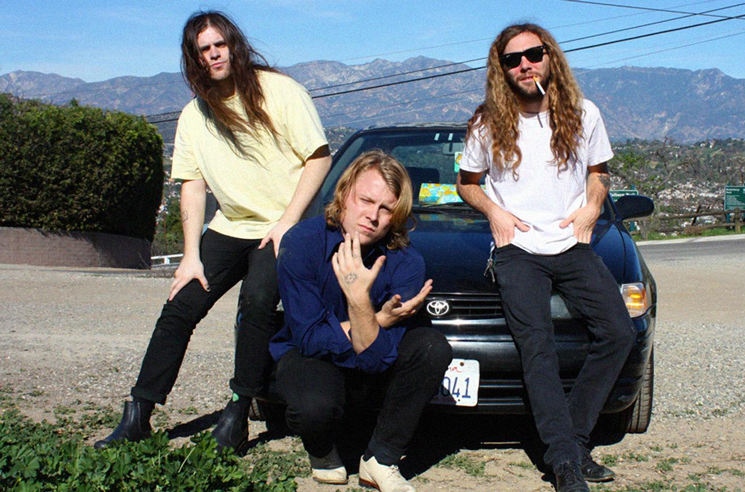 Ty Segall's FUZZ Play Canada on First Tour in Five Years