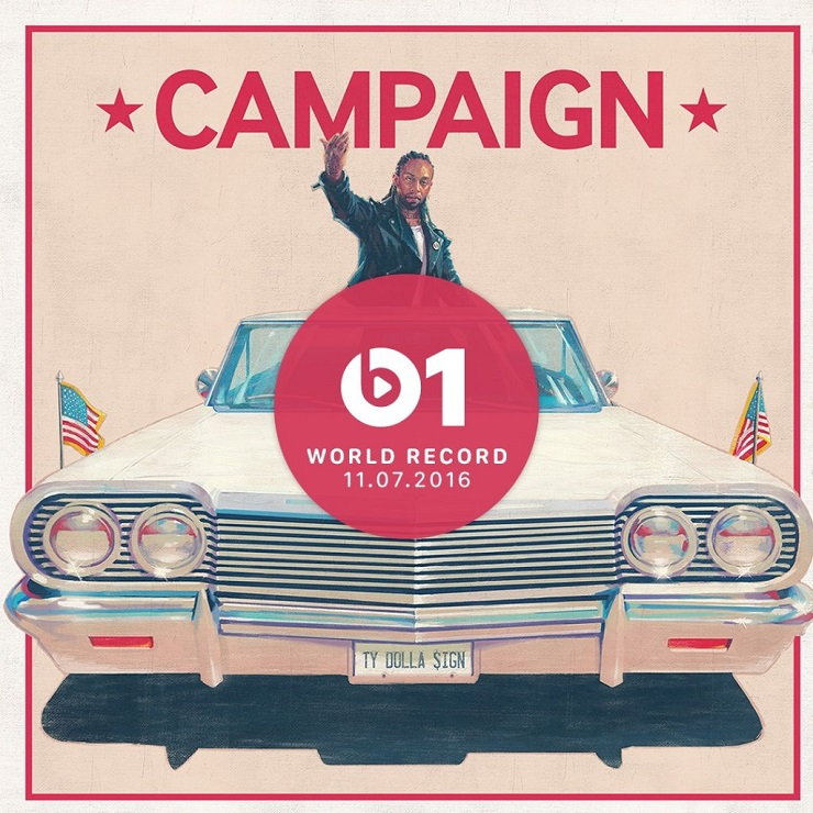 """Ty Dolla $ign """"Campaign"""" (ft. Future)"""