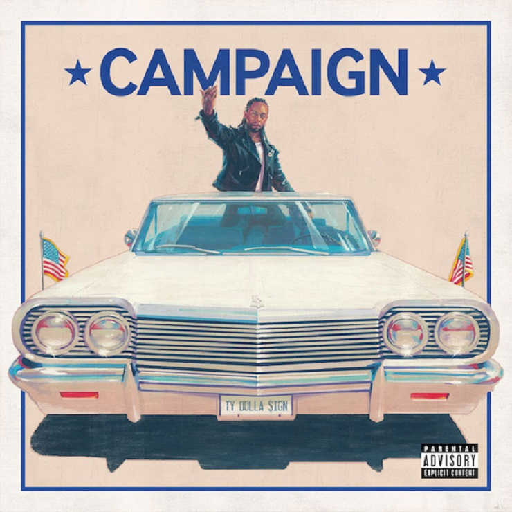 "Ty Dolla $ign Details 'Campaign' Mixtape, Premieres ""Zaddy"""