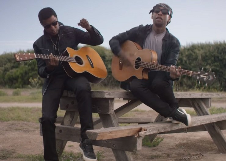 "Ty Dolla $ign ""Solid"" (ft. Babyface) (video)"