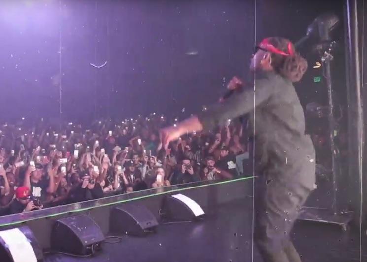 "Ty Dolla $ign ""Violent"" (video)"