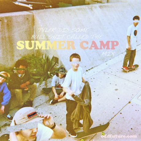 Tyler, the Creator 'Summer Camp Mix' mixtape