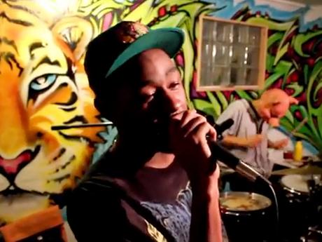 "Tyler, the Creator ""Seven"" (ft. Badbadnotgood)"