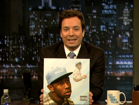"Tyler, the Creator ""TreeHome"" / ""Domo 23"" (live on 'Fallon')"